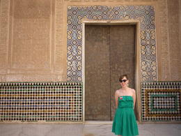 In the Alhambra!, Laura All Over - August 2014