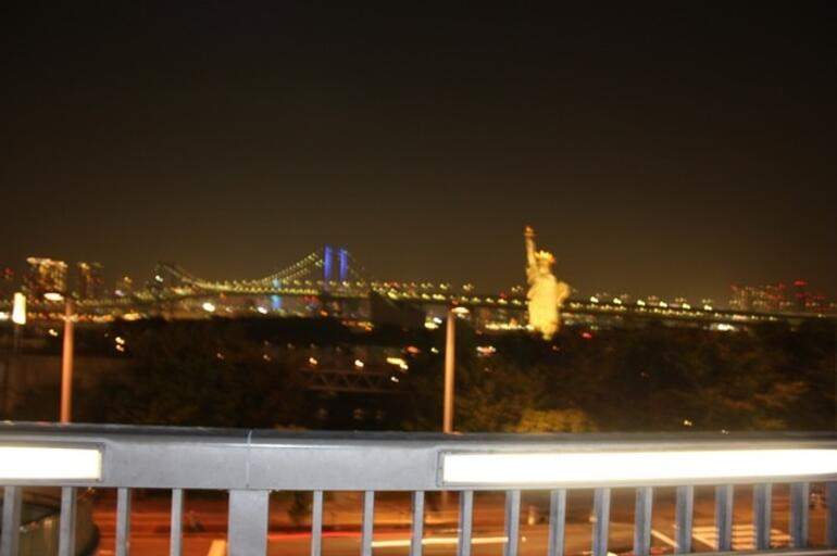 Tokyo version Statue of Liberty -