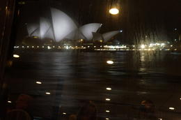 Photo of Sydney Sydney Harbour Dinner Cruise View from the boat window