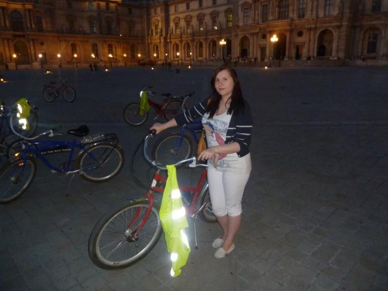 With My Bike - Paris