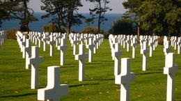 Photo of Bayeux Normandy Beaches Half-Day Trip from Bayeux American Cemetery