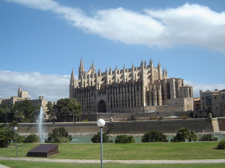 Cathedral in Mallorca - Mallorca