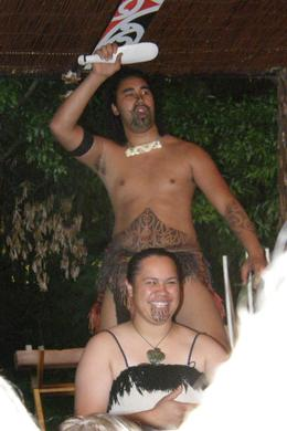 Photo of Rotorua Rotorua Maori Hangi Dinner and Performance Concert