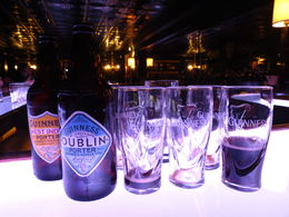 We tried a variety of Guinness beers during the testing - hard to pick a favorite! , Nancy B - April 2015