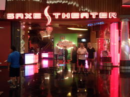 Photo of Las Vegas Vegas! The Show at Planet Hollywood Resort and Casino Entrance to SAXE Theater