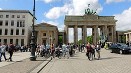 Brandenburger Tor, Berlin , C S - May 2015