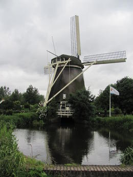 ahhh....the windmills , Lidia - August 2012