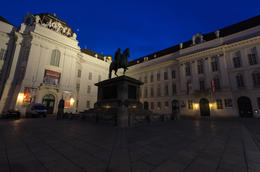 Jozefsplatz, where the murders took place. , H.A. B - March 2013