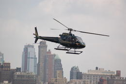 Photo of New York City Manhattan Sky Tour: New York Helicopter Flight Kurz vor der Landung