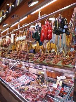 La Boqueria Markets - May 2008