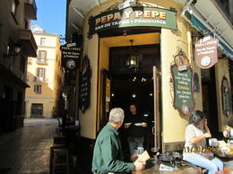Photo of Malaga Malaga Shore Excursion: Malaga City Hop-on Hop-off Tour Malaga - Tapas at Pepa y Pepe