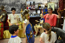 Photo of Rome Roman Gladiator School: Learn How to Become a Gladiator Roman Gladiator School