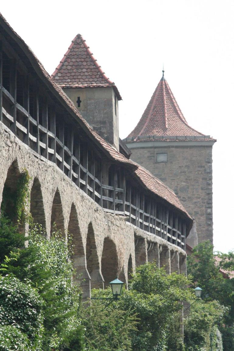 Rothenburg, The Walled Village - Frankfurt