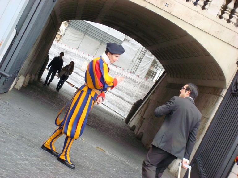 Swiss Guards, Vatican City - Rome