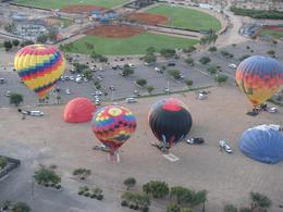 Photo of Phoenix Phoenix Hot Air Balloon Ride Taking flight