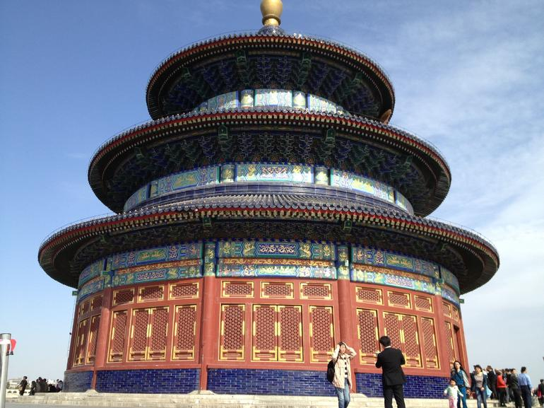 Temple of Heaven - Beijing