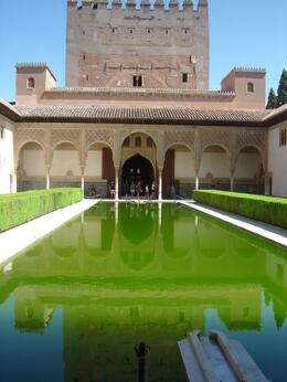 Photo of Granada Skip the Line: Alhambra and Generalife Gardens Half-Day Tour The Alhambra