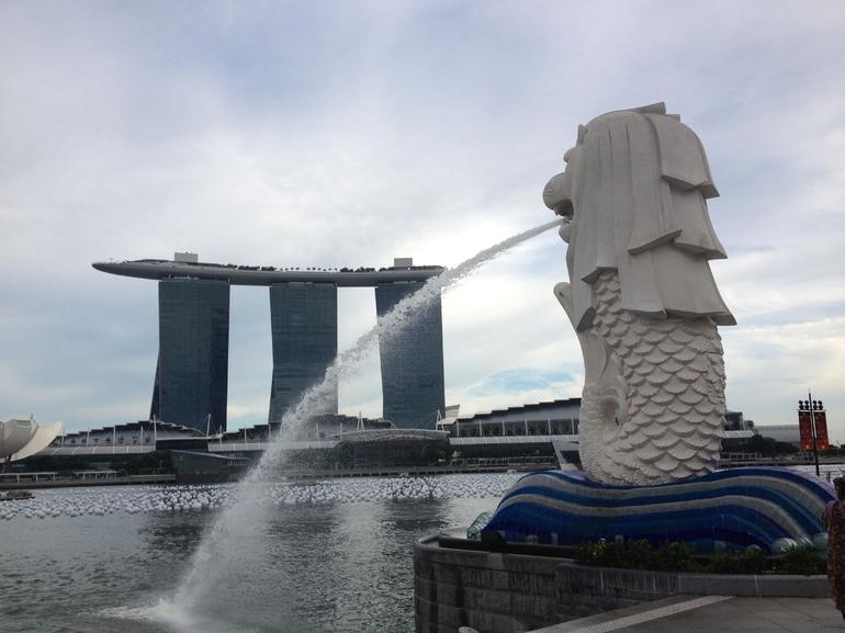 The Merlion - Singapore