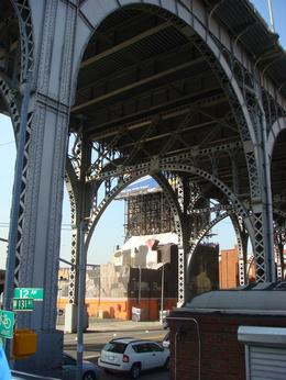 Under the Brooklyn Bridge. - April 2008