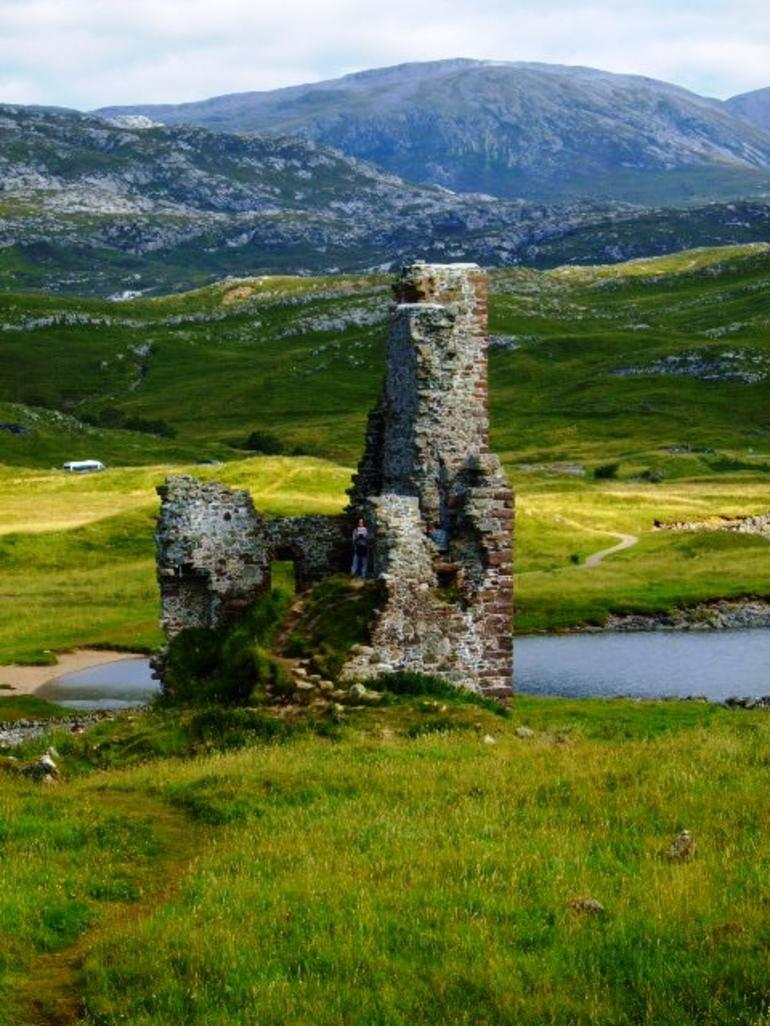 Ardvreck Castle - Edinburgh