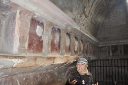 Photo of Naples Naples City and Pompeii Half Day Sightseeing Tour Central Baths