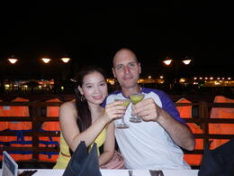 Photo of Ho Chi Minh City Ho Chi Minh City Bonsai Dinner Cruise on Saigon River cheers
