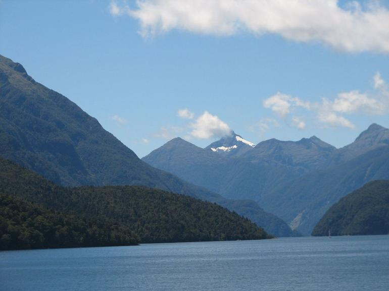 Doubtful Sound - Fiordland & Milford Sound