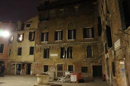 Photo of the house that Marco Polo was born is - 16th Century, Jocelyn Grace G - November 2010
