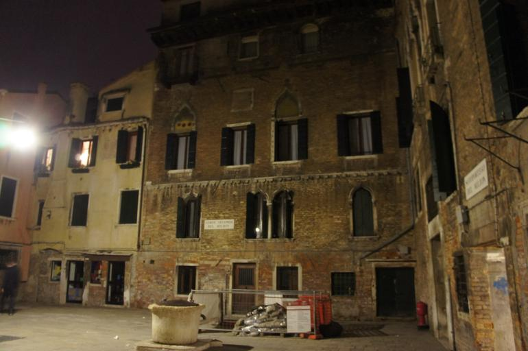 Photo of the house that Marco Polo was born is - 16th Century