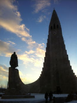 Photo of Reykjavik Reykjavik Sightseeing Tour hallgrim church