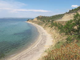 Anzac Cove , Robyn - July 2011