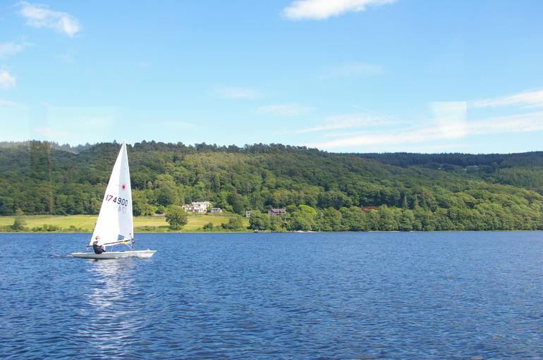 Lake Windermere - Lake District