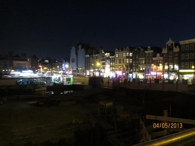Night View - Amsterdam