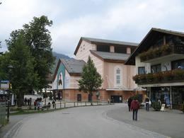 Theater in Oberammergau, but I couldn't see the act by time limitation. I want to see the one., Shin M - September 2010
