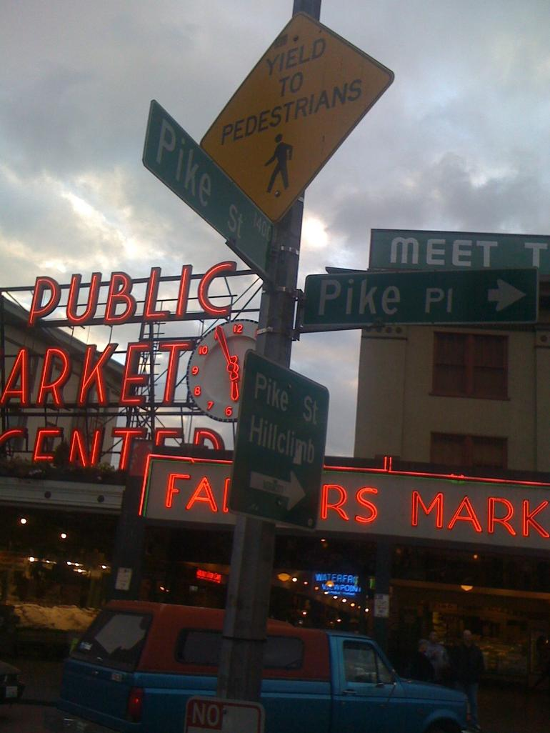 Pike Place - Seattle