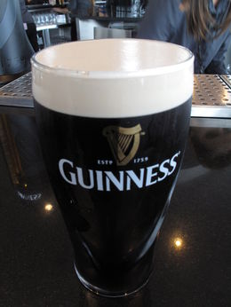 Pint of Guiness , israel r - October 2015