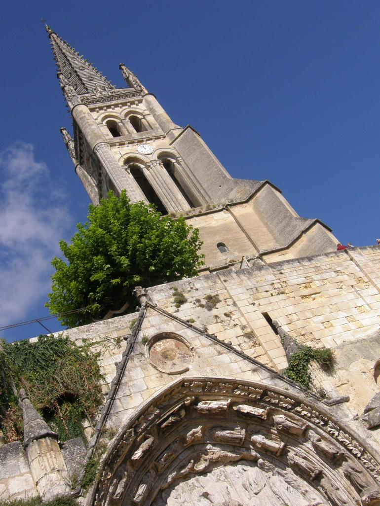 Saint Émilion - Bordeaux