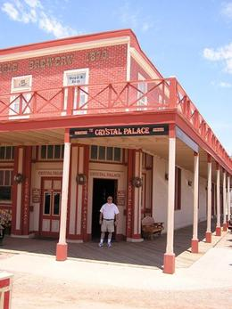 Photo of Phoenix Day trip to Tombstone Arizona and San Xavier Mission from Phoenix The Crystal Palace Saloon
