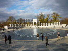 Photo of Washington DC Arlington National Cemetery and War Memorials Tour World War II Memorial