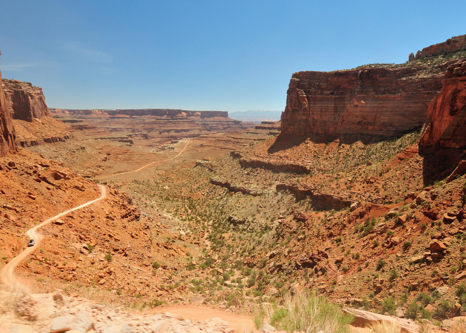 Canyonlands National Park Half-Day Tour from Moab