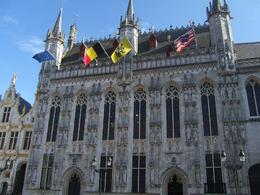 The city council of Bruges - June 2011