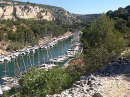 Photo of   Cassis Calanques 19 juin 2014