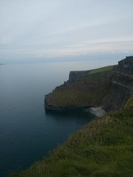 Pretty view of Cliffs of Moher., kellythepea - July 2014