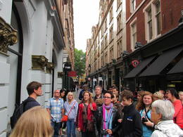 Photo of London Harry Potter Walking Tour of London including River Thames Boat Ride Diagon Alley