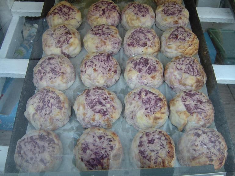 Fresh Hot Delcious Knishes!! - New York City
