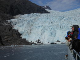 Photo of Seward Kenai Fjords National Park Cruise from Seward Large Sea Glacier