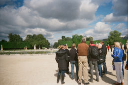 Our group taking a tour of this beautiful garden/park. , Suzanne H - May 2015