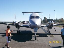 Photo of Las Vegas Deluxe Grand Canyon South Rim Airplane Tour Our plane