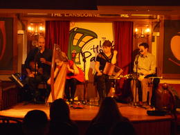 Great Irish music!, Rachel - March 2014