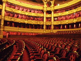 Photo of   Take a seat in the Palais Garnier
